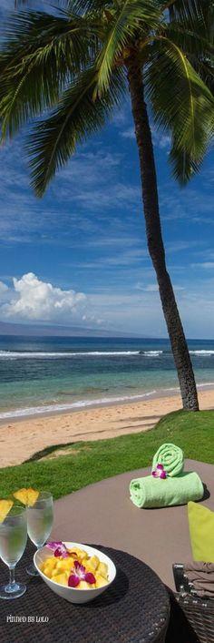 Hyatt Regency Maui Resort and Spa...Hawaii