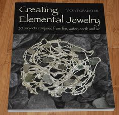 Creating Elemental Jewelry Book Giveaway