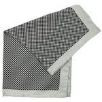 I think handkerchiefs are very sexy. In an effort to bring them back I will pick (5) of my most stylish boy friends and send them handkerchiefs and tell them to offer them to ladies when they feel faint, or cry, or sneeze. They will get laid because of this no doubt.
