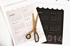 free 2014, printabl calendar, 2014 printabl, paper, free printabl, homes, blog, 2014 calendar, printable calendars