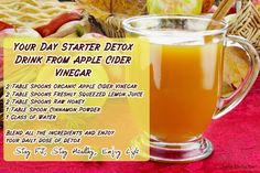 Good morning daily detox....I would add turmeric to it