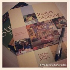 A Modern Teacher Reading Resources