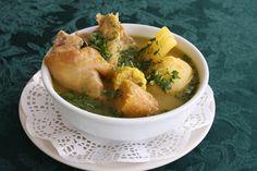 SANCOCHO, como preparar esta receta típica de la gastronomía de Cartagena de Indias.  www.cartagenadeindiaslive.com