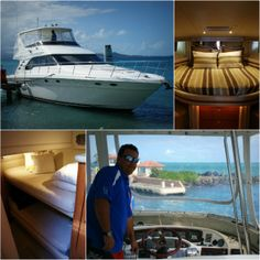Enjoy your private yacht during your stay at El Conquistador Resort and Las Casitas Village - contact the on-site Casa Del Mar Dive Center for more information. Puerto Rico