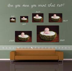 Gift Prints vs. Wall Art