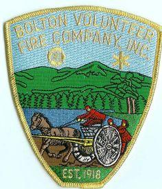 Bolton Fire Rescue patch