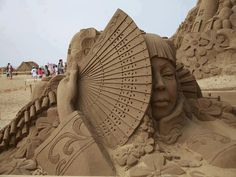 Unbelievable Sand Art!