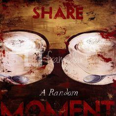 Share A Random Moment by Rodney White