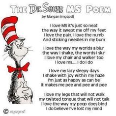 Love Dr. Seuss for this!