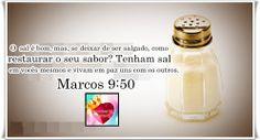 Marcos 9:50
