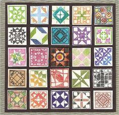quilt block inchies
