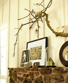 20 Cool Ideas To Decorate Your Interior With Tree Branches | Shelterness