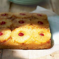 Pineapple Upside-Down Cake | CookingLight.com