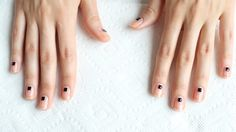 Nail This Manicure Look for Fall: Rock Stud Manicure #maurices #spon @maurices