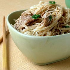 Five-Spice Pork Lo Mein asian foods, fivespic pork, dinner ideas, soba noodles, cooking light, noodle dishes, pork lo, lo mein, dinner tonight
