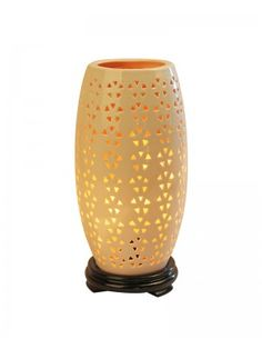 Salt Lamps on Pinterest Table Lamps, Crystals and Lamps