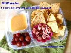 MOMveeta: I can't believe it's not block cheese! Homemade velveeta MOMables.com