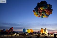 dawn, real life, the real, helium balloons, national geographic, pixar movies, disney, hot air balloons, movie houses