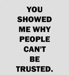 . trust