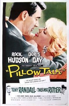 Films with fashion influence - 1959 Pillow Talk poster