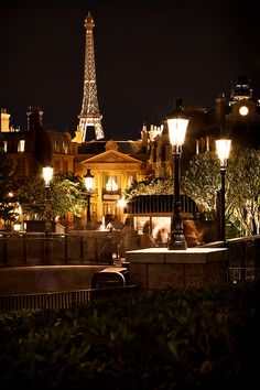 France, World Showcase, Epcot, Walt Disney World, Orlando, Florida