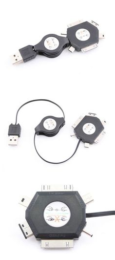 USB Multi-Mobile Charger Cable