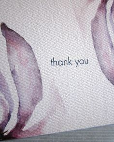 Proper etiquette for thank you cards after weddings