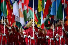 London Olympic Closing Ceremony - Slideshows | NBC Olympics
