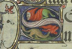 Horae ad usum Parisiensem [Grandes Heures de Jean de Berry] 1400-1410