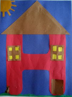 H is for House hous