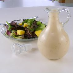 One Perfect Bite: Sweet Vidalia Onion Salad Dressing