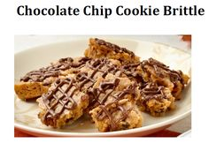 ... brittle recipe holiday recipe cookies brittle chocolate chip cookie