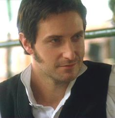 Richard Armitage as Mr. Thornton...I would definitely look back at you, mister. ;)