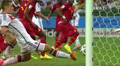 Alemanha e Gana: um grande jogo e empate ruim para os africanos