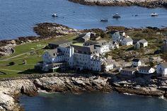 Isles of Shoals - Star Island