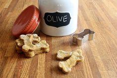 Homemade Dog Treats by My Baking Addiction