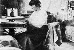 Anastasia in captivity in Tobolsk, spring 1918