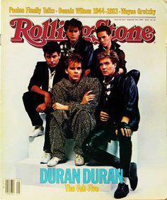Duran Duran  My favorite band!