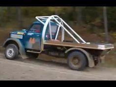 RUSSIAN MONSTER RALLY TRUCKS AT THEIR BEST - 2013 Kehala Rally Sprint