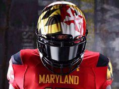 2013 Maryland Pride Under Armour Football Uniform