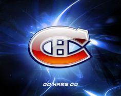 Go Habs Go amazing logo!