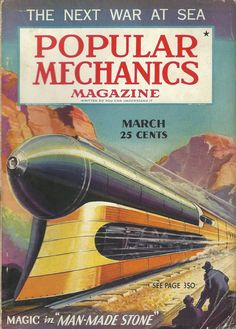 Popular Mechanics 1936, from Etsy.