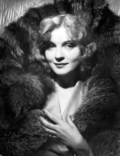 Anna Sten  was a Russian-born American silent film actress.