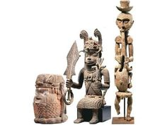 MFA does provenance research, returns 8 artifacts to Nigeria