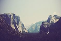 Yosemite. <3