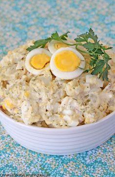 Mom's Ranch Potato Salad