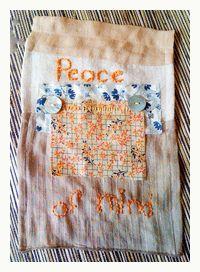 metta/friendly-wishes/prayer flag ideas