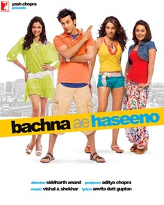 2008 - Siddharth Anand directs this engaging Bollywood import, which follows the amorous escapades of charming ladies man Raj, who tries to juggle romances with starry-eyed, innocent Mahi, aspiring movie star Radhika and ambitious Gayatri.