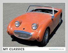 Classic Car For Sale: 1959 Austin Bugeye ($3000)