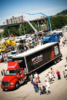 Touch a truck event - May 19